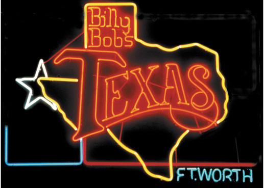 Experience the true flavor of Texas at Billy Bob's Texas. Enjoy live music, dancing, bull riding and a restaurant all in the historic Fort Worth Stockyards.